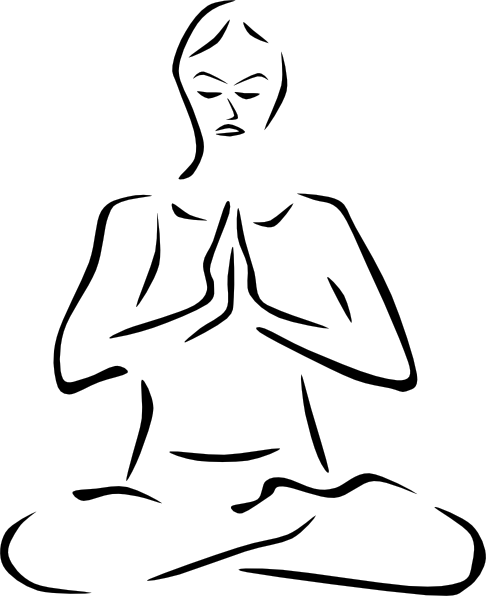 meditation-line-drawing